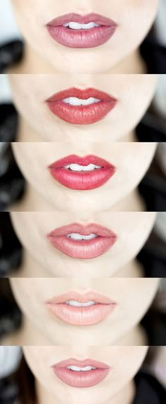 Lip University: Bobbi Brown lip pallete