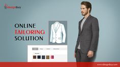 If you want to be a largest seller of the year in Custom Suit selling then implement this tool in your online store. Its a complete online tailoring solution which allows your customers to personalize their suit online without any experts help.http://goo.gl/YxUxZe