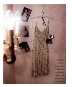 Best Editorials - Blugirl Fall Winter 2013/2014 • IO DONNA - Wedding Book, Italy - September 2013