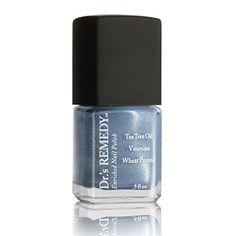 Drs Remedy Enriched Nail Polish Bountiful Blue *** You can get more details by clicking on the image.Note:It is affiliate link to Amazon.