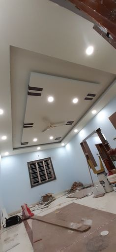 False Ceiling Living Room, Ceiling Design Living Room, Bedroom False Ceiling Design, Room Design Bedroom, Home Room Design, Drawing Room Ceiling Design, Pvc Ceiling Design, Simple False Ceiling Design, Plaster Ceiling Design