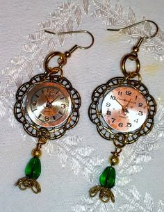 Hey, I found this really awesome Etsy listing at https://www.etsy.com/listing/218510794/watch-faces-on-filigree-steampunk