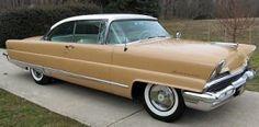 '56 Lincoln Premire