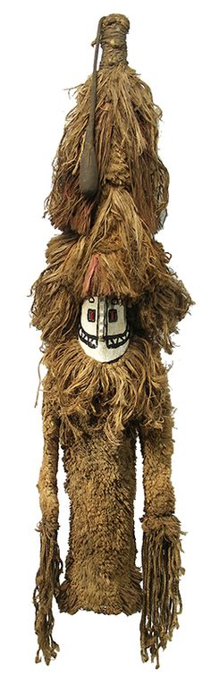 "Africa | ""Wan-Zega Mask"" from the Eastern (Boulsa) Mossi people of Burkina Faso 