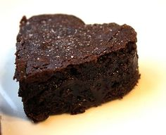 sweet & salty brownies