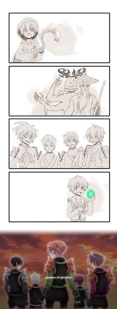 ximsol182: nihayet ben bir doodle olmayan bir Ninjago sanat yaptım!  ps: i onları daha-Japon tarzı omuz pedleri koymak neden sormuyorsun.  belki ranbu etkisi touken.