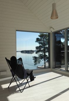 Summer Cabins, Summer Houses, Cottage Design, House Design, Weekend House, House By The Sea, Space Architecture, Cottage Interiors, Scandinavian Home