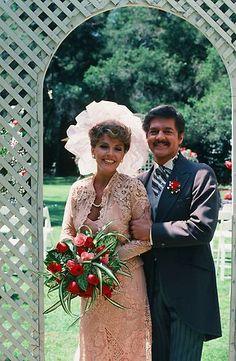 "Doug and Julie Williams' 2nd wedding, ""DAYS"""