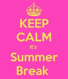 Take Back Summer, Parents!