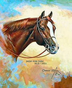 Dash for Cash by Orren Mixer