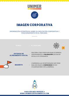 Herramientas de la categoría Imagen Corporativa