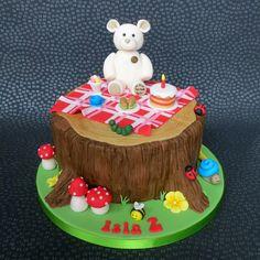 https://flic.kr/p/gZz58V | Teddy Bear's Picnic Cake