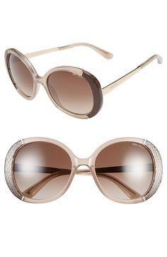 3138e35a5fb Jimmy Choo 56mm Round Sunglasses Jimmy Choo Sunglasses