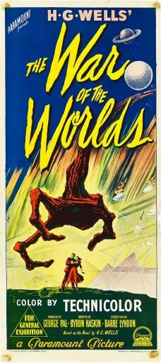 War of the Worlds!