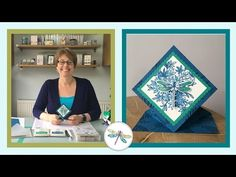 How To Make A Bouquet Of Flowers With Stampin' Up!'s Jar Of Love Set From My Stamp Lady - YouTube