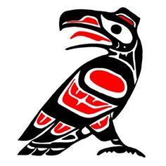 Raven haida