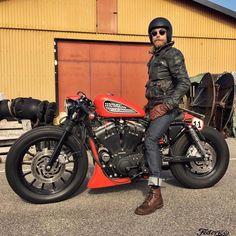 Harley Davidson News – Harley Davidson Bike Pics Sportster Cafe Racer, Suzuki Cafe Racer, Hd Sportster, Custom Sportster, Cafe Racer Bikes, Custom Harleys, Harley Nightster, Harley Davidson Sportster 883, Harley Davidson Bikes