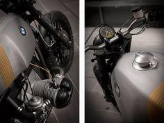 '85 BMW R100 RT – ER Motorcycles  |  Pipeburn.com