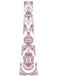 Lehengha – Cording embroidery design (4676) – EmbDisk.com