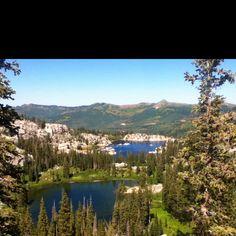 Lake Mary and Martha, UT
