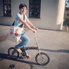 #rower #bike #bikelife #bikepolo #polo #lublin #skladak #cycle #travel #kumakumie