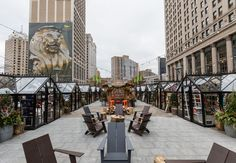 Restaurants and Bars Pop-Up at Detroit's Holiday Markets - Eater Detroitclockmenumore-arrownoyes : Sourdough liege waffles, mulled wine, and pastries galore