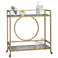 Shop AllModern for Serving Carts for the best selection in modern design.  Free shipping on all orders over $49.