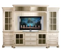 Placid Cove Entertainment Center by Riverside - Home Gallery Stores