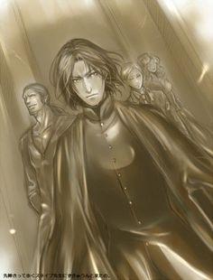 #HarryPotter #Severus #Snape