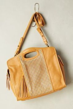Cynthia Vincent Ally Cut-Leather Tote #anthrofave