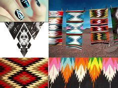Posted on July 13, 2013 by Jin TREND WATCH – TRIBAL/AZTEC/NATIVE – Whatever you want to call it – its HOT and we love it and we are calling it NATIVE SUMMER