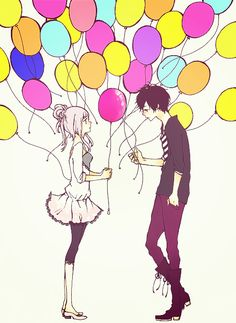 I have balloons for you