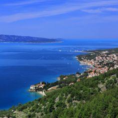 Bracin saari on tutustumisen arvoinen kohde Kroatiassa.