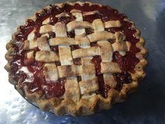 Raspberry Peach Pie Dawn, Raspberry, Peach, Pie, Baking, Sweet, Desserts, Food, Pinkie Pie