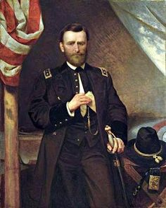 THE HISTORY CHEF!: Ulysses S. Grant, the Transcontinental Railroad, a...