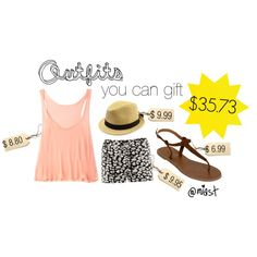 Outfits you can gift | $ 35.73 by miast on Polyvore