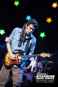 Photos:: John Mayer at Riverbend on July 9, 2013 http://on.fb.me/18Wy4DB