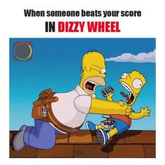 OMG guys download my new favorite game DIZZY WHEEL from the App Store. I bet you can't beat my high score of 23! It's better then Flappy Bird, get it free on iPhone/Android and see for yourself. The link is in their bio  @YOLO.LABS - FOLLOW @YOLO.LABS to see new awesome and addicting iPhone/Android Games. They're my new favorite game makers! -  @YOLO.LABS   @YOLO.LABS   @YOLO.LABS   @YOLO.LABS   @YOLO.LABS