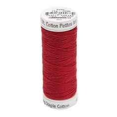 Sulky Of America 12wt 2Ply Cotton Thread 50 yd Burgundy * Want additional info? Click on the image.