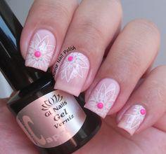 The Clockwise Nail Polish: GL Nails Capri Gel Polish