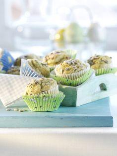 Pikante Buttermilch-Muffins   http://eatsmarter.de/rezepte/pikante-buttermilch-muffins