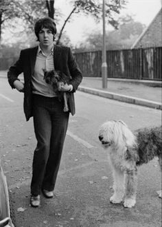Paul and Martha