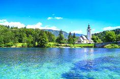 Parque Nacional do Triglav e Lago Bohinj, Eslovênia