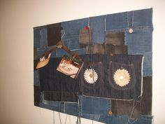 Jeans até na tela