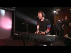 Chris Martin The Scientist acoustic