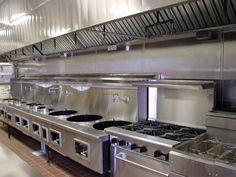 Restaurant Kitchen Hoods Stainless Steel hoodmart | restaurant equipment | pinterest | exhaust hood