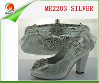 Source ME2203 Italian Shoes With Matching Bags African Women Shoes and Bags Set Good Selling! on m.alibaba.com