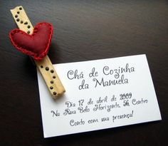 Realizando um Sonho   Blog de casamento e lar doce lar: Chá de Panela (ou de Cozinha) !