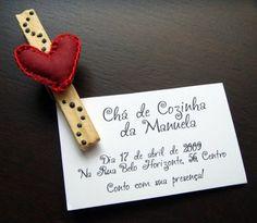Realizando um Sonho | Blog de casamento e lar doce lar: Chá de Panela (ou de Cozinha) !