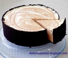 Polish Desserts, Polish Recipes, Just Desserts, Sweet Recipes, Cake Recipes, Dessert Recipes, Vegan Junk Food, Vegan Smoothies, Sweets Cake